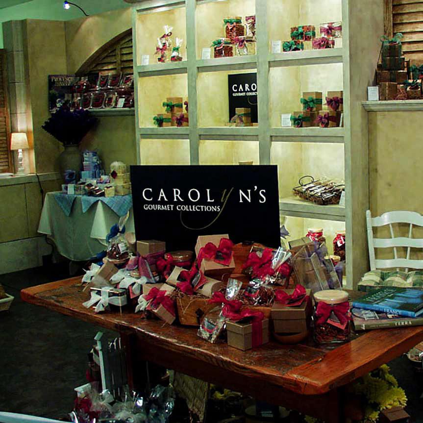 carolyn's Handmade Trade Show Booth - hans van Putten - Business Consultant